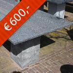 Graniet donker gepolijst type 2013