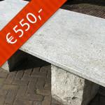 Graniet Kashmir White gepolijst type 2032