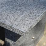Chinees basalt gevlamd 200 x 100 x 3cm.