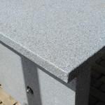 Graniet licht gevlamd 200 x 100 x 3cm