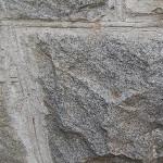 Prikken van natuursteen